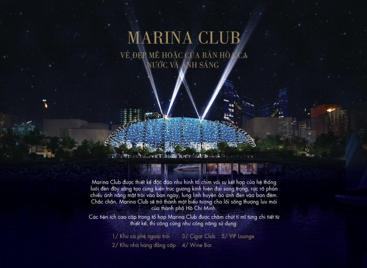 Marina Club - TNR Evergreen